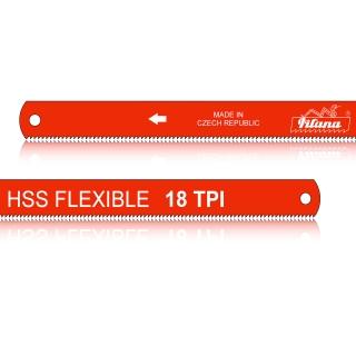 HSS Handsägeblatt für Metall FLEXIBLE